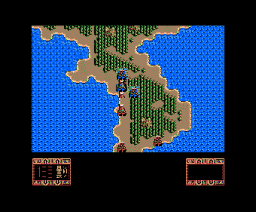 The Blue Wolf and The White Stag - Yuan Dynasty Secret History (1992, MSX2, Turbo-R, KOEI)