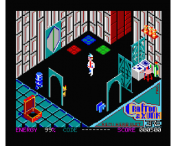 Crafton & Xunk (1988, MSX2, Rémi Herbulot, Michel Rho)