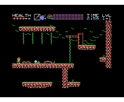 XSpelunker (2017, MSX, BrainGames)