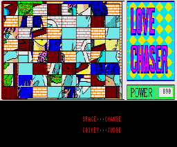Love Chaser (1987, MSX2, Champion Soft)