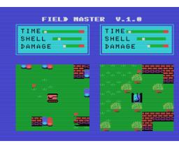 Field Master (1985, MSX, CIA & PMM)