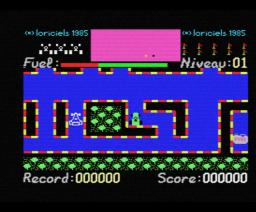 Maze Max (1985, MSX, Loriciels)