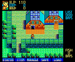 Navitune (1989, MSX2, Kogado Studio)
