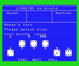 Limaribu (2008, MSX, Arnold Metselaar)