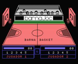 Barna Basket (1988, MSX, Barnajocs)