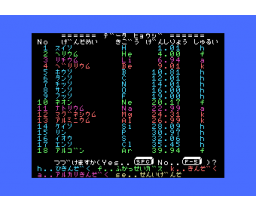 Chemistry Element Master (1984, MSX, Stratford Computer Center)