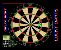 Lucky Darts (2008, MSX2, Delta Soft)