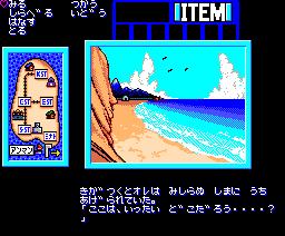 Girls Paradise (1989, MSX2, Great)