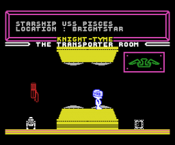 Knight Tyme (1986, MSX, Mastertronic)