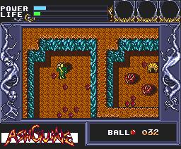 AshGuine Story III (1987, MSX2, Microcabin)