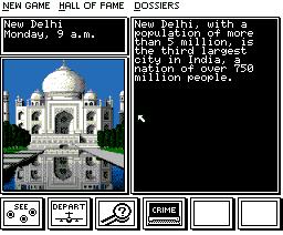 Where in the World is Carmen Sandiego? (2003, MSX2, MSX Files)
