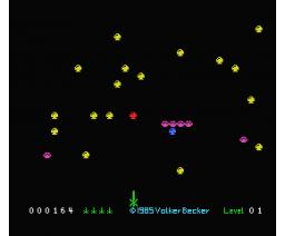 Miraculus (1985, MSX, Volker Becker)