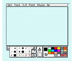 The Painter (1986, MSX2, YAMAHA)