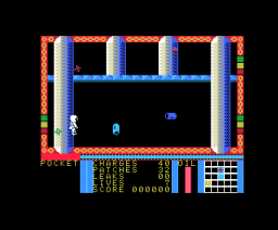 Strange Loop (1987, MSX, Virgin Games)