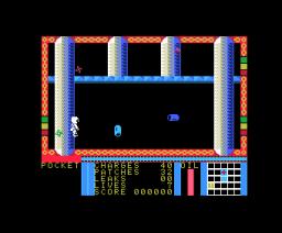 Strange Loop (1987, MSX, Nippon Dexter)