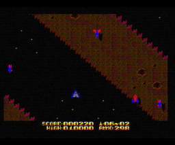 RadX-8 (1987, MSX2, Radarsoft)