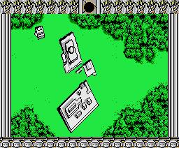 Templo del Sol (Asteka II) (1988, MSX2, Tokyo Shoseki)