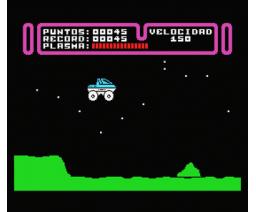 Alerta Lunar (1986, MSX, Grupo de Trabajo Software (G.T.S.))