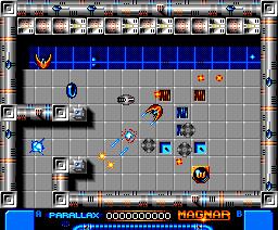 Magnar (1992, MSX2, Parallax)