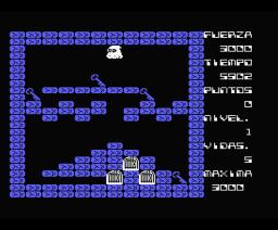 Averno (1985, MSX, PJ Soft)