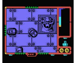 Autocrash (1991, MSX, Zigurat)