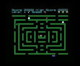 Hyper Viper (1985, MSX, Steven Wallis)