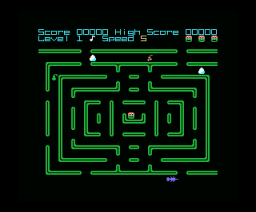Hyper Viper (1985, MSX, Kuma Computers)