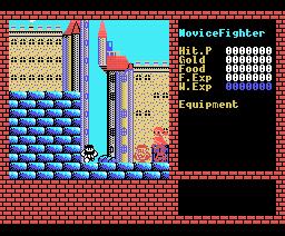 Xanadu (1987, MSX, Falcom)