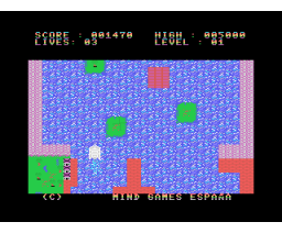 Motor Boat (1988, MSX, Mind Games España)