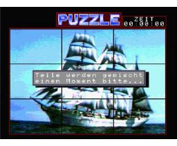 Puzzle (1986, MSX2, Data Beutner)