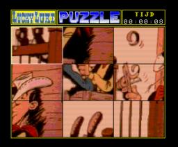 Delta's Picture Puzzle Collection 1 (1994, MSX2, Delta Soft)