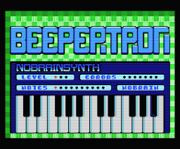 Beepertron (2006, MSX, Dioniso)