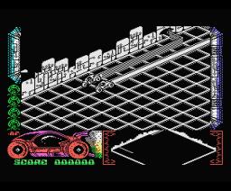Zona 0 (1991, MSX, Topo Soft)