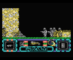 RAM (1990, MSX, Topo Soft)
