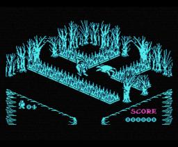 Pentagram (1986, MSX, A.C.G.)