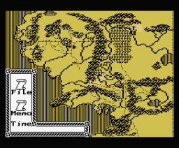 J.R.R. Tolkien's War in Middle Earth (1989, MSX, Melbourne House, Maelstrom Games Ltd.)