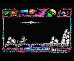 Curro Jiménez (1989, MSX, Arcadia Software)