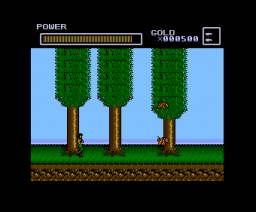 Deep Forest (1987, MSX2, Sein Soft / XAIN Soft / Zainsoft)
