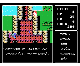 Deep Dungeon 2 (1988, MSX, Scaptrust)