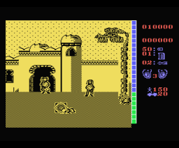 The A-Team (1988, MSX, Zafiro)
