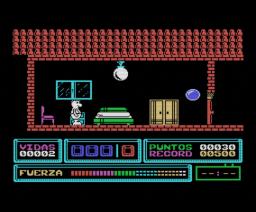Funky Punky (1987, MSX, Genesis Soft, A.G.D.)