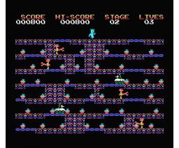 Lizard Willy (2016, MSX, sfranck72)