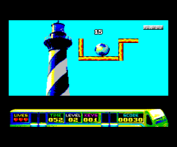 Ball Quest (2007, MSX2, Alone Coder)