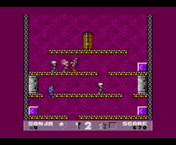 Dahku - Furcht vor der Dunkelheit (2005, MSX2, Kralizec)