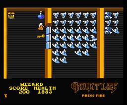 Gauntlet (2013, MSX2, AAMSX)