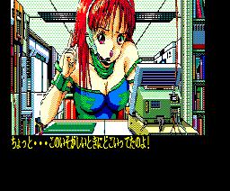 Foxy (1990, MSX2, Elf Co.)