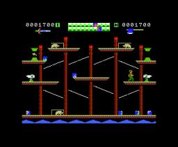Actman (1985, MSX, Mass Tael)