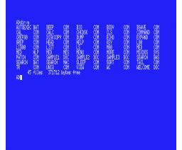 MSX-DOS Tools (1987, MSX, ASCII Corporation)