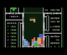 Kralizec Tetris (2005, MSX, Kralizec)