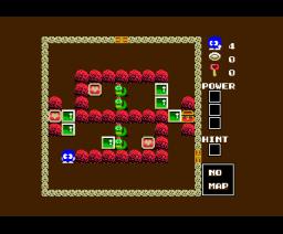 Eggerland 2 (1986, MSX, MSX2, HAL Laboratory)